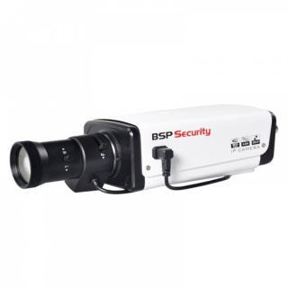 Корпусная IP-видеокамера BSP Security BSP-12MP-BOX  12Mpix, РоЕ