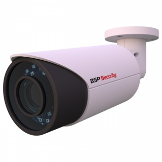IP-видеокамера BSP Security 4MP-BUL-2.8-12 Разрешение 4Mpix, f= 2.8-12мм, РoЕ