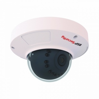 IP-видеокамера BSP Security 1.3MP-DOM-3.6 Разрешение 1.3Mpix, f=3.6 мм, PoE