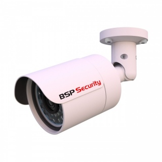 IP-видеокамера BSP Security 1.3MP-BUL-3.6 Разрешение 1.3Mpix, f= 3.6 мм, PoE