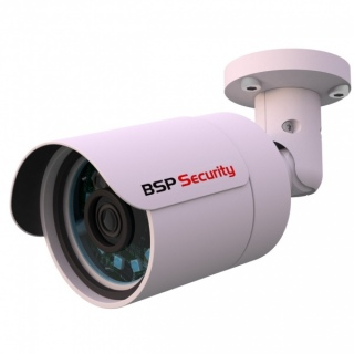 IP-видеокамера BSP Security 4MP-BUL-3.6 Разрешение 4Mpix, f= 3.6 мм, PoE