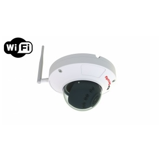 IP-видеокамера BSP Security 2MP-DOM-3.6 Разрешение 2Mpix, f=3.6 мм, Wi-Fi, PoE