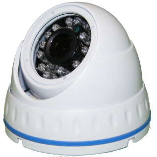 Антивандальная IP-видеокамера Si-Cam SC-D132F Разрешение 1,3Mpix