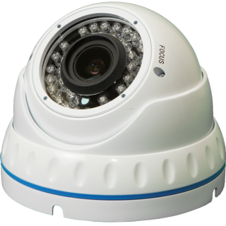 Антивандальная IP-видеокамера Si-Cam SC-D202V Разрешение 2Mpix