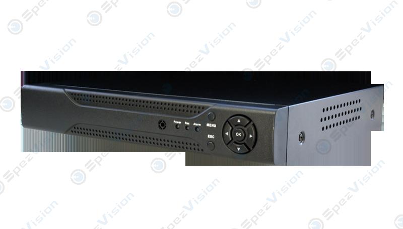TD2708ASPL 8канальный гибридный AHD видеорегистратор  4